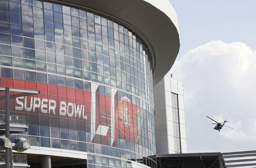 Der 51. Super Bowl findet am 5. Februar in Houston statt. Foto: AP