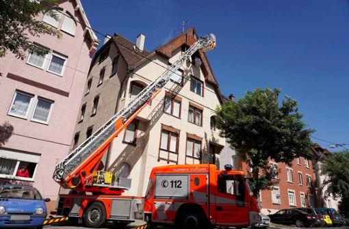 Sturmschäden halten Feuerwehr und Polizei auf Trab