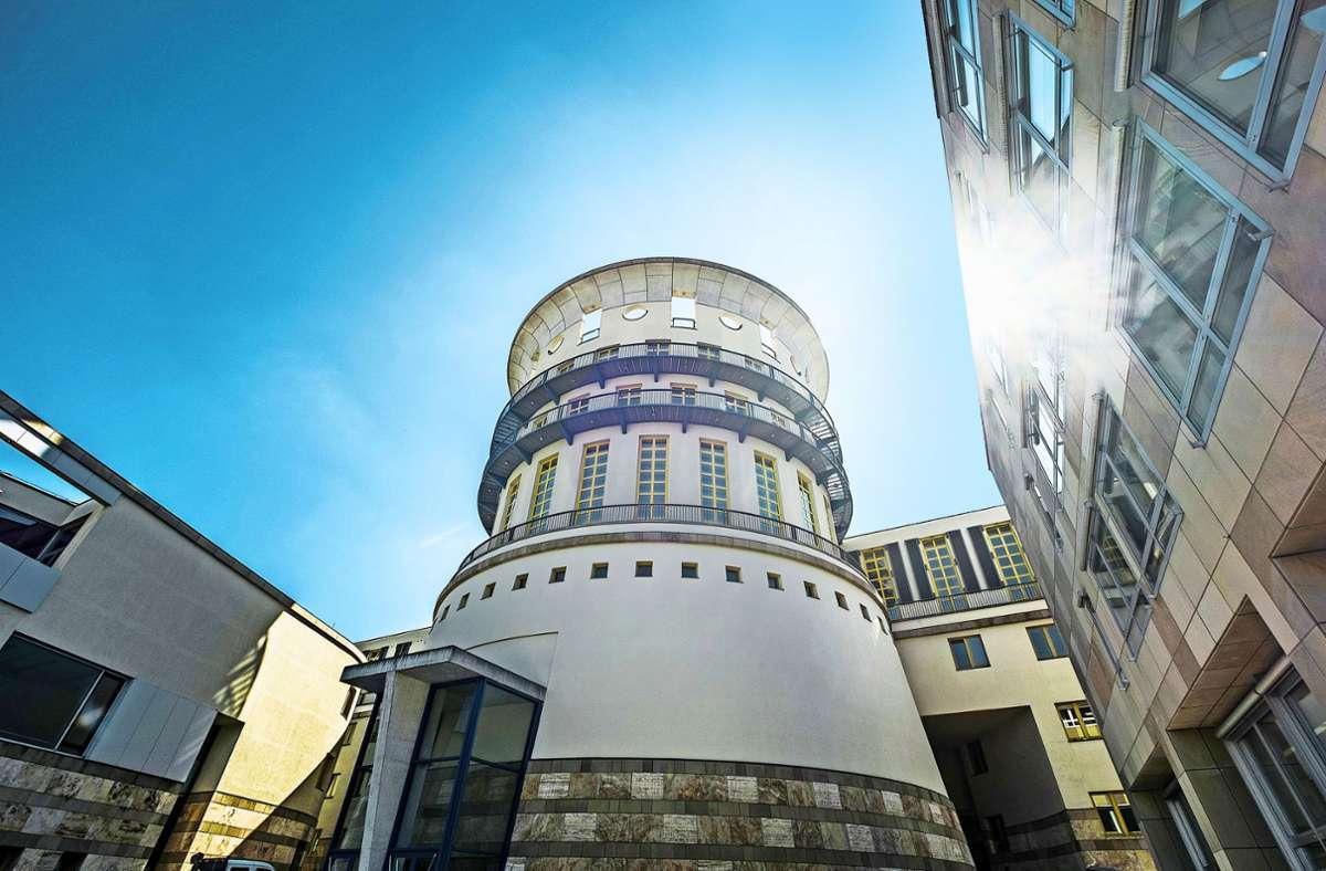 Austragungsort des Wettbewerbs: die Musikhochschule Foto: Lichtgut/Leif Piechowski