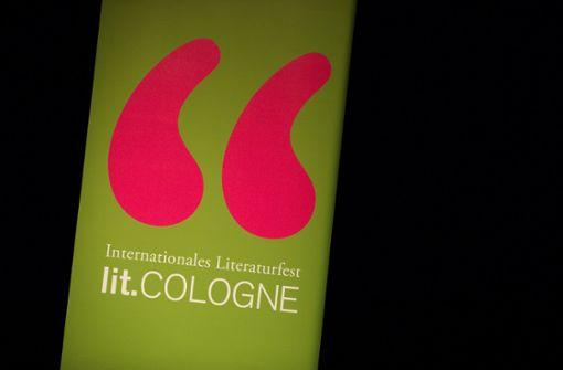 Kölner Literaturfestival sagt auch  Nachholtermine ab