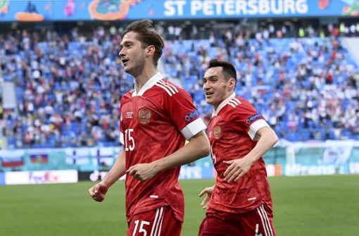 Alexej Mirantschuk trifft traumhaft – 1:0 gegen Finnland