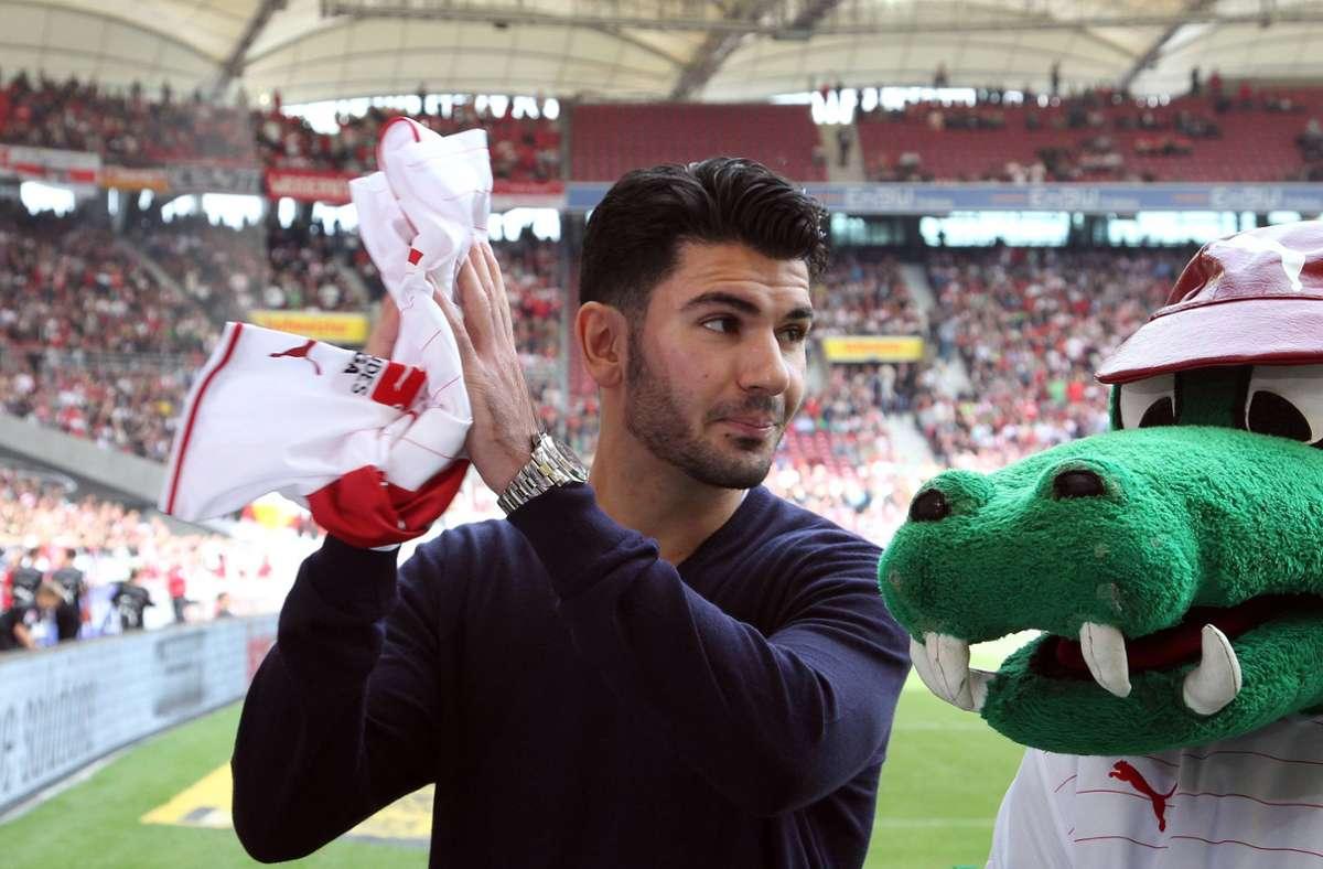 Serdar Tasci machte 243 Pflichtspiele für den VfB. Foto: imago/Sportfoto Rudel