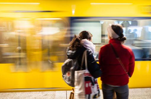 Rauchentwicklung an der Stadtbahnhaltestelle Marienplatz