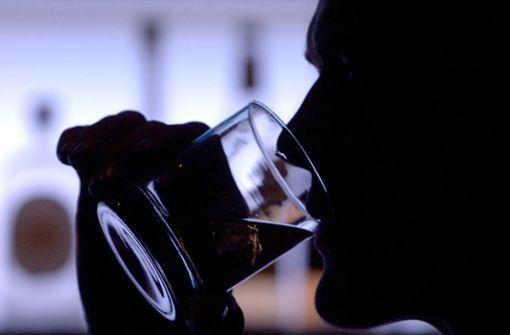 Arzt rät zu einem Schluck Whiskey