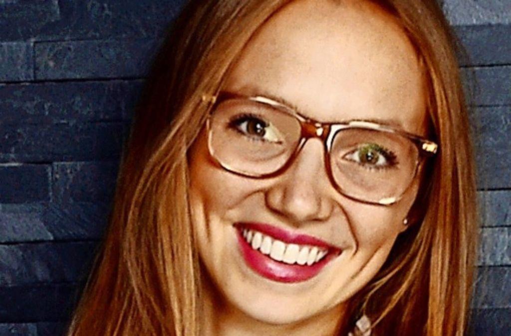 Stipendiatin Marlene Schneller hat fast keine Geld zum Geldausgeben. Sie spart lieber für ein Auslandsemester. Foto: privat