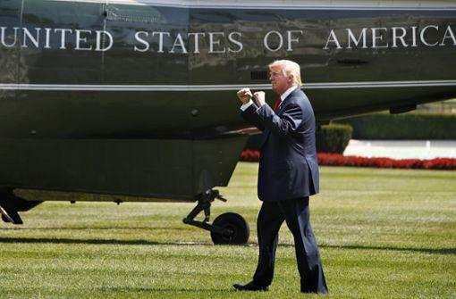 Ein Narzisst als Präsident