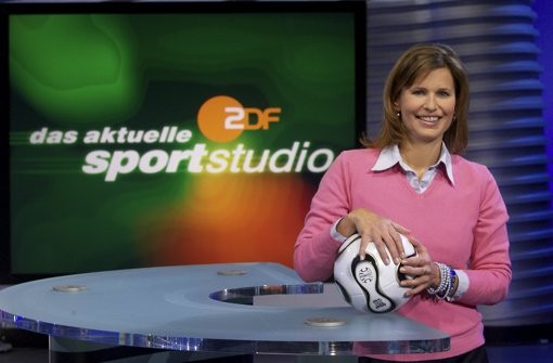 Zdf Sportstudio Moderatorin
