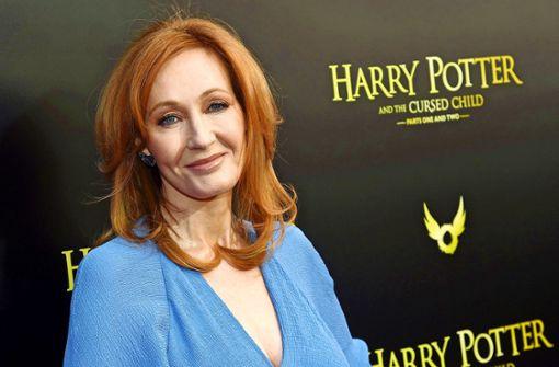 J. K. Rowlings neues Buch