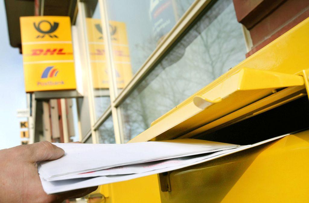Derzeit gibt es in Sommerrain keine Post-Filiale. Foto: dpa