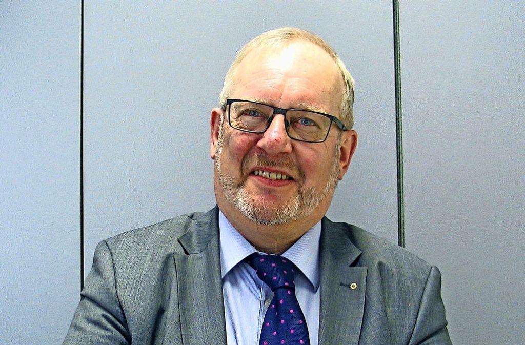 Jürgen Kaiser legt sein fünftes Schwabenbuch vor. Foto: Susanne Müller-Baji