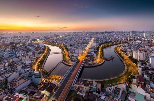 Wiedersehen in Saigon
