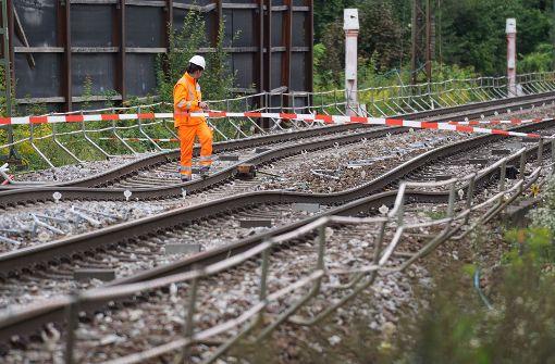 Bahn lässt sicherheitshalber Häuser räumen