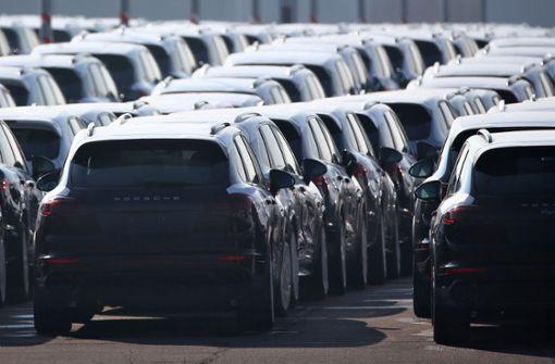 Porsche bringt weniger Autos an die Kunden