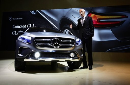 Daimler baut in China kräftig aus