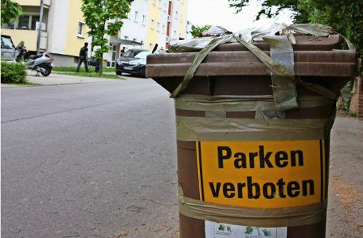 Ein tägliches Ärgernis: Parken im Parkverbot