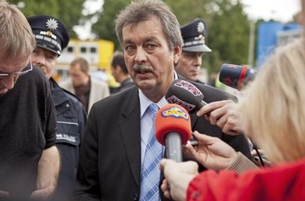 Thomas Züfle hat seine Einschätzung gegenüber den Stuttgart-21-Gegner geändert. Foto: Honzera