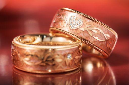 Designwelt Romantik: Ring BRILLANT-HERZ