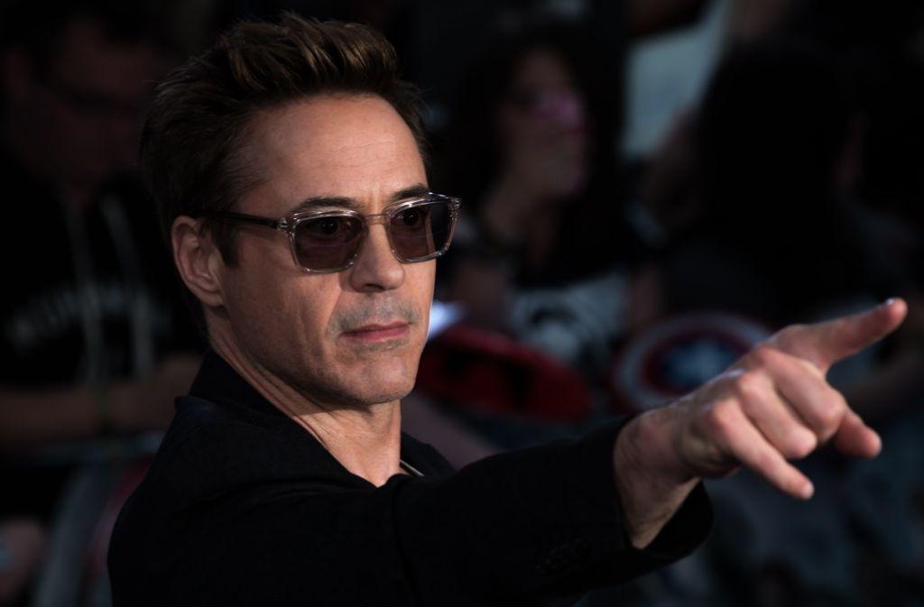 Robert Downey Jr. ist einer der vielen Hollywood-Größen, die sich in einem gewitzten Wahlwerbespot deutlich gegen Präsidentschaftskandidat Donald Trump positionieren. Foto: Getty
