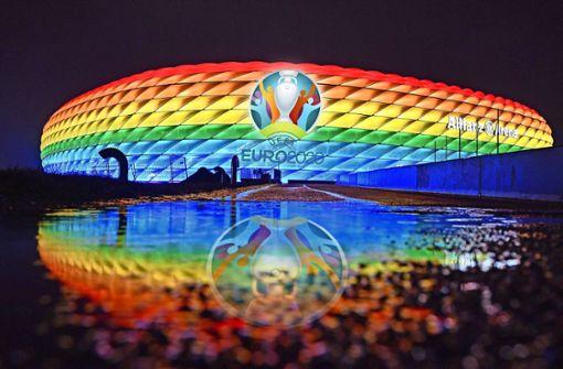 Wird das  Münchner Farben-Spiel verboten?