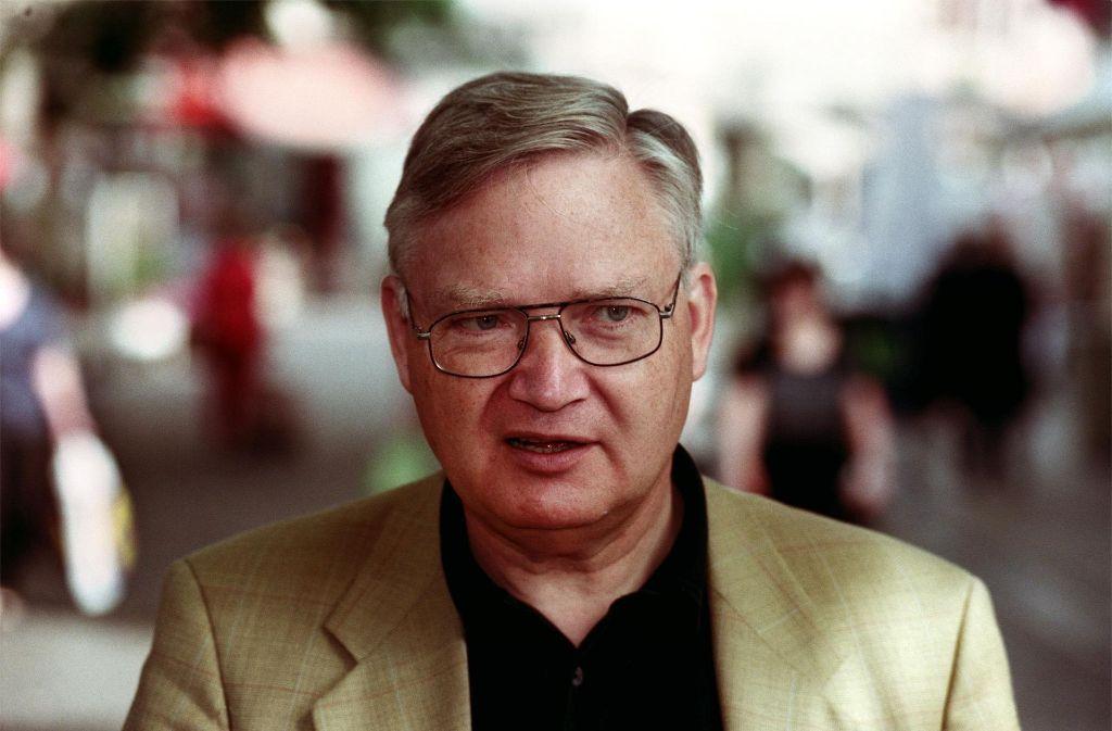 Rolf Linkohr ist tot. Foto: Kraufmann