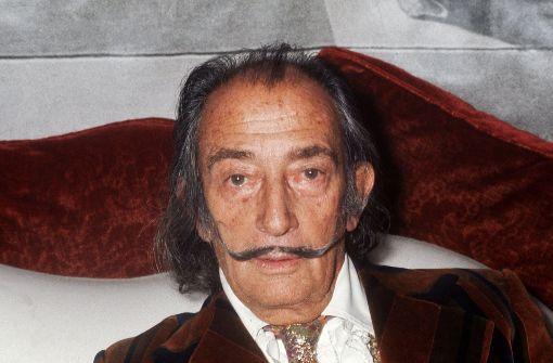 Leichnam von Salvador Dalí wird ausgegraben und untersucht