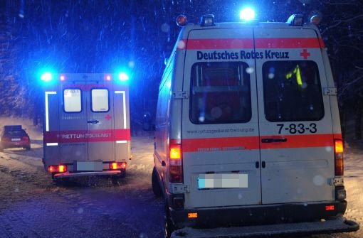 72-Jährige angefahren, schwer verletzt und geflüchtet
