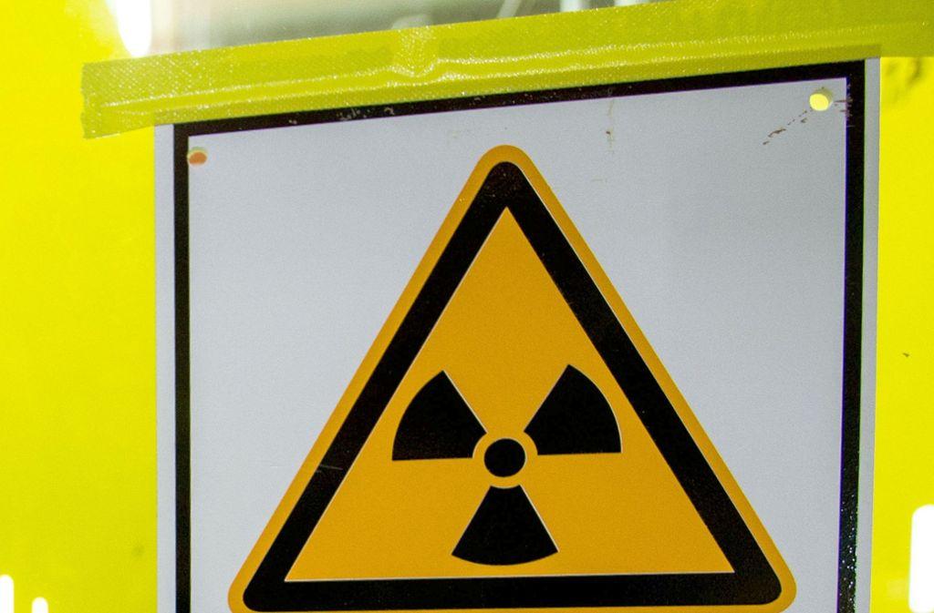 Bei einer Explosion in Russland ist Radioaktivität freigesetzt worden. Foto: Jens Büttner/dpa-Zentralbild