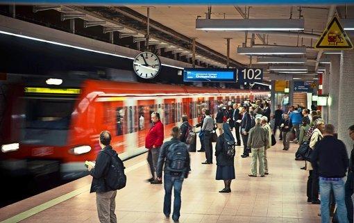 VVS redet S-Bahn nicht mehr schön