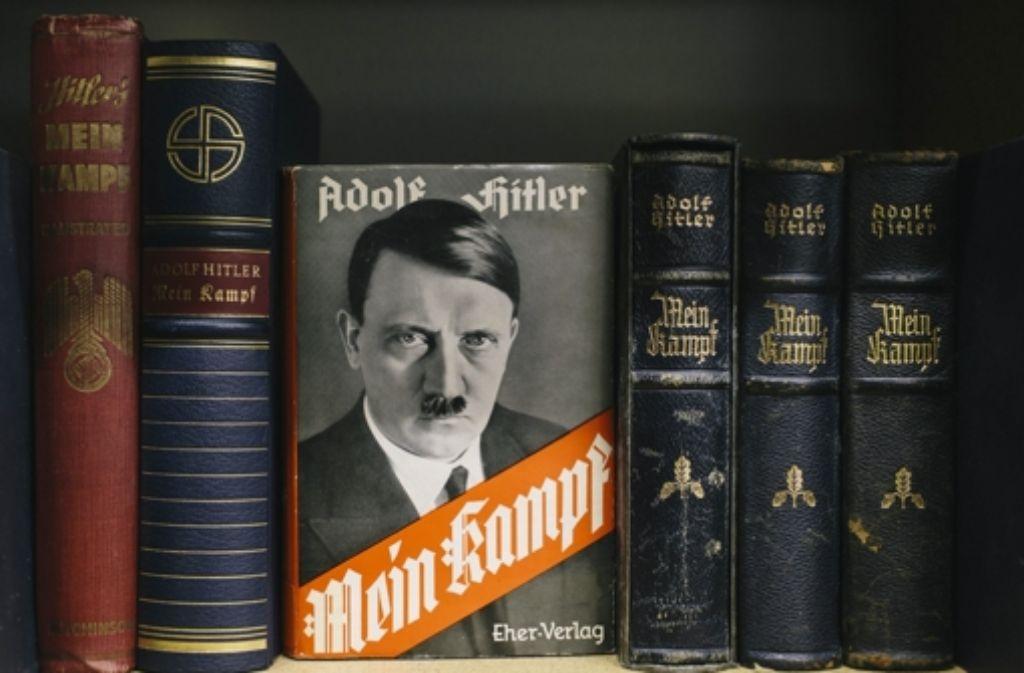 Historiker konnten Hitler längst zahlreiche Beschönigungen und Lügen nachweisen. Foto: epd