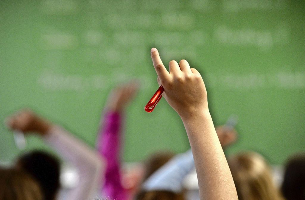 Seit dem Jahr 2012 haben die Eltern die Wahl, auf welche weiterführende Schule ihr Kind gehen soll. Foto: dpa