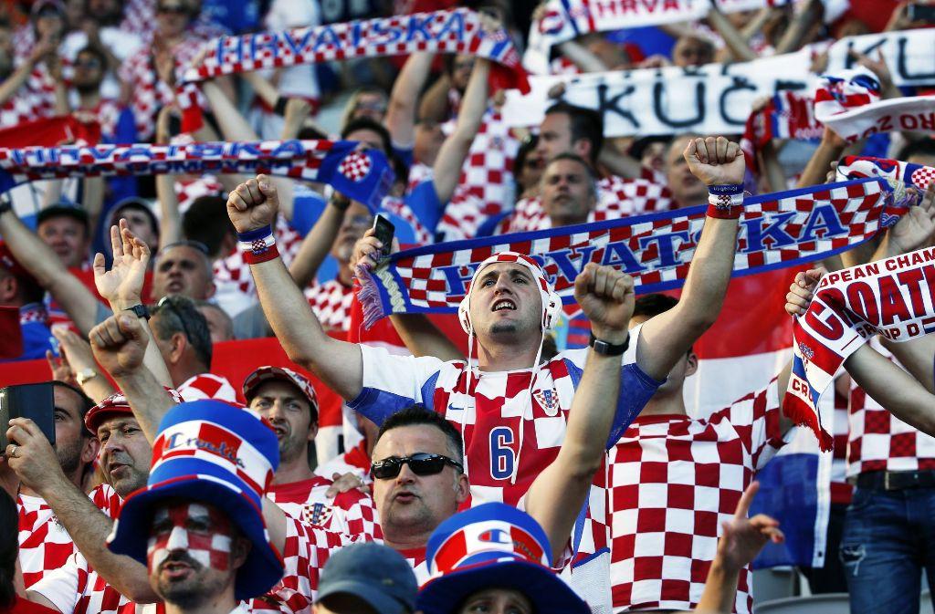 Fans Fußball