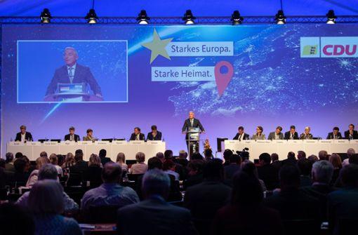 Südwest-CDU schöpft Hoffnung