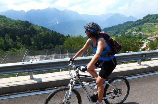 Teil 2: Mit Frauenpower und E-Bike über die Alpen