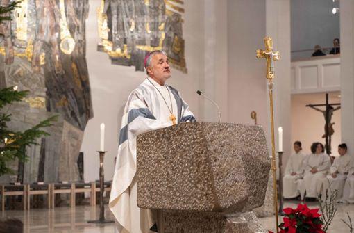 Weihbischof Renz: Gott investiert in die Rettung der Menschheit