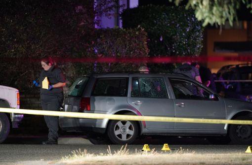 US-Polizisten erschießen Tatverdächtigen in Portland