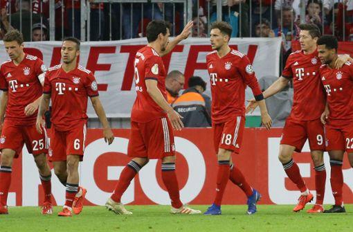 Der FC Bayern: Wie eine Schallplatte mit Sprung