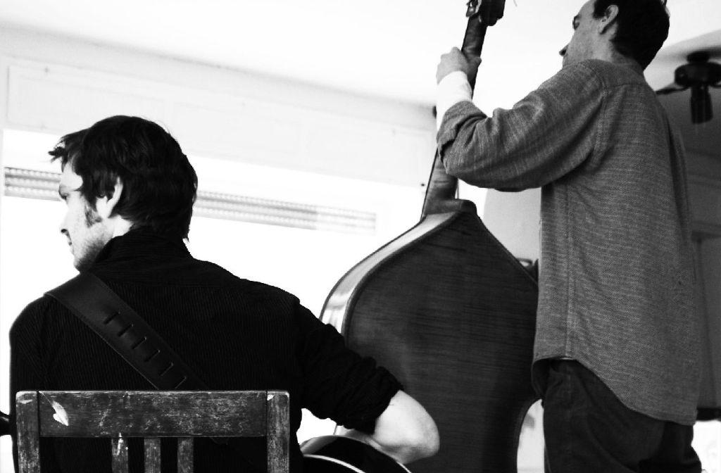 Textor & Renz spielen am 6. August beim Klinke-Festival im Merlin in Stuttgart. Foto: Promo