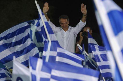 Sieg der Vernunft an der Akropolis