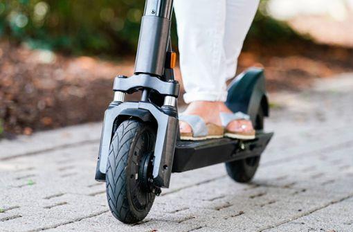 E-Scooter-Unfälle im Südwesten nehmen stark zu