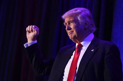 Fünf Dinge, die Donald Trump jetzt wissen sollte