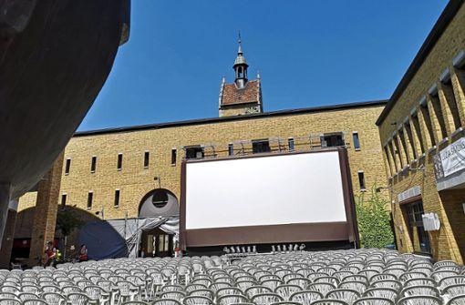 Kulturnacht und Open-Air-Kino