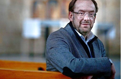 Albrecht Hoch beschreitet neue Wege in der Seelsorge. Foto: Heinz Heiss