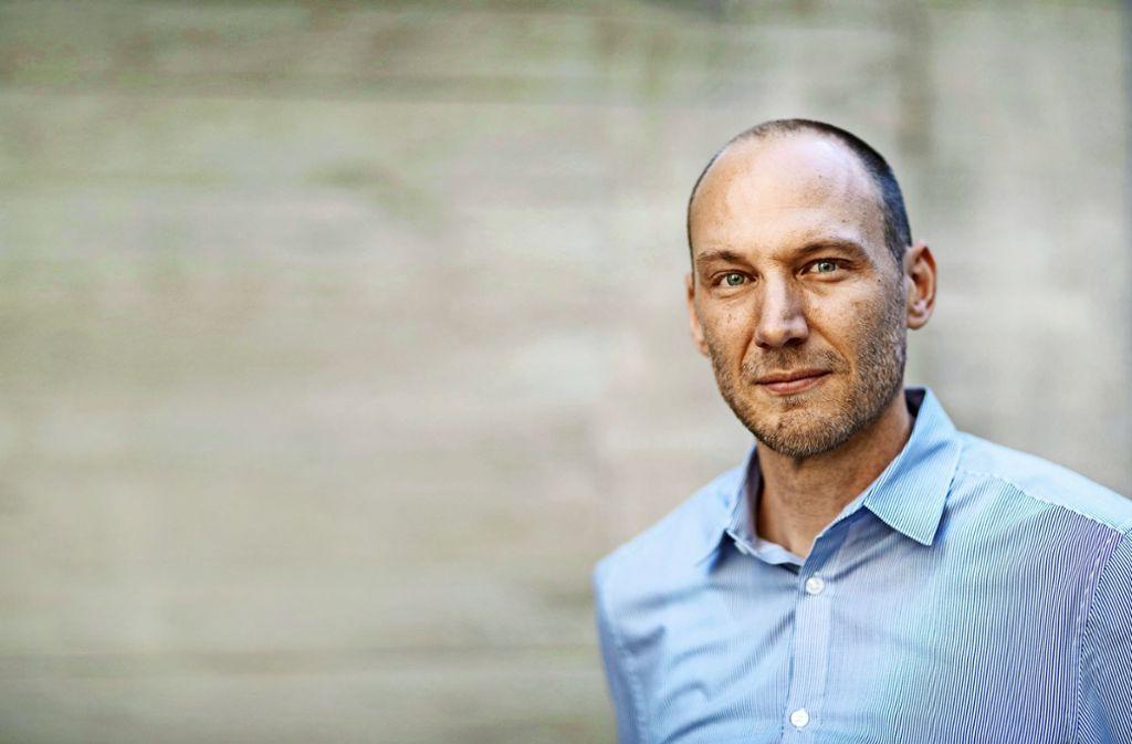David Remy hat viel Erfahrungen im Ausland gesammelt – und ist nun Professor an der Uni Stuttgart geworden Foto: Uni Stuttgart