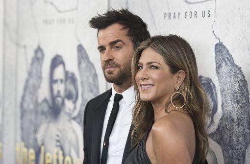 Jennifer Aniston stiehlt allen die Show