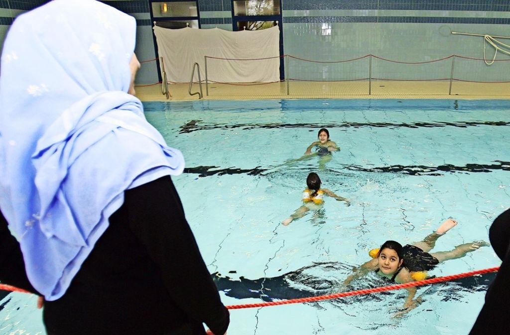 Bewegung tut gut – doch wie erreicht man muslimische Mädchen und Frauen? Foto: dpa