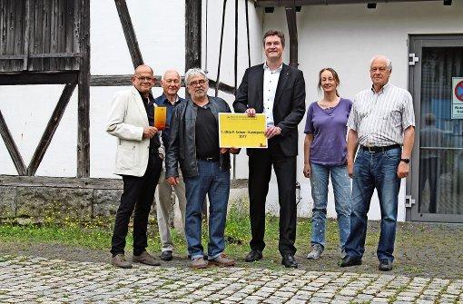 Otto-F.-Scharr-Kunstpreis für Kultur am Kelterberg