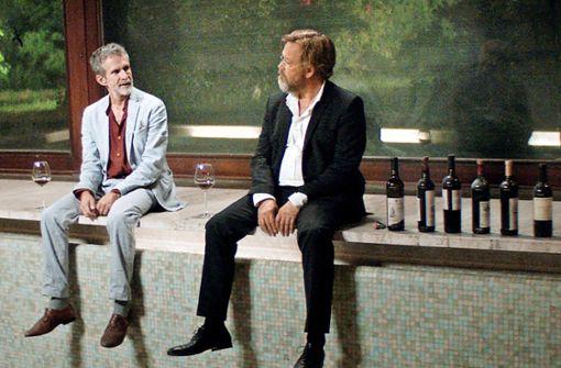 """Dohnányi und Matthes als  """"odd couple"""""""