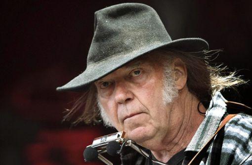 Neil Young verkauft Teil seiner Songrechte