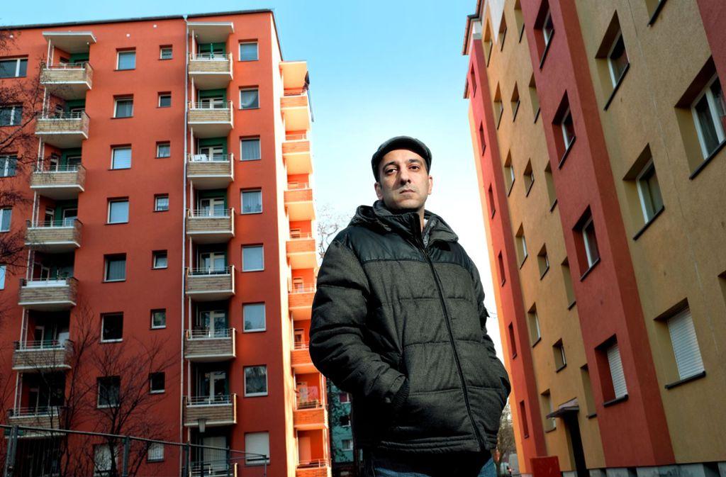 Mietwohnungen als Spekulationsobjekt? Rouzbeh Taheri  will dem Mechanismus der steigenden Mieten etwas entgegensetzen – seine Vorstellungen sind radikal. Foto: ullstein bild