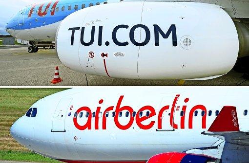 Heftige Turbulenzen um neuen Ferienflieger